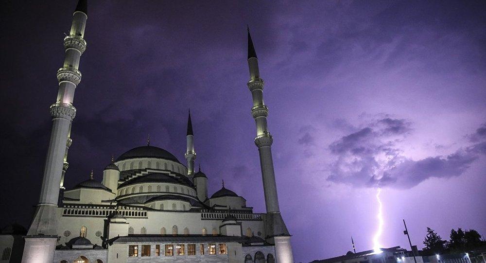 Ankara - Kocatepe Camii