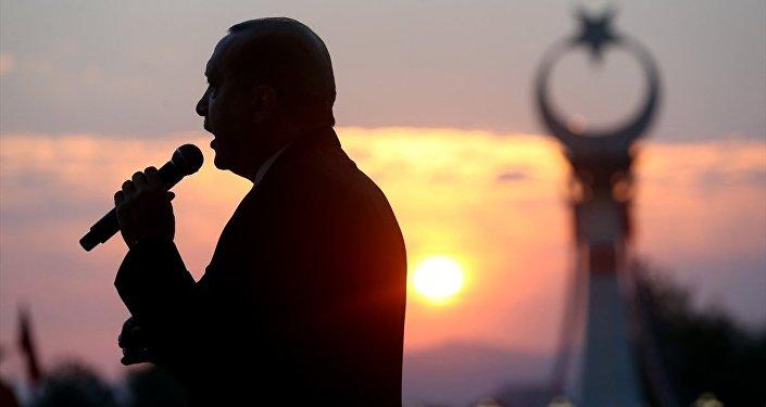 Beştepe Şehitler Abidesi - Recep Tayyip Erdoğan