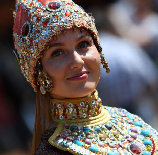 Kazan'da Sabantuy kutlamaları