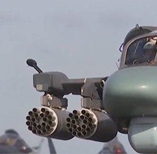 Rusya'da Deniz Havacılığı Kuvvetleri Günü kutlanıyor