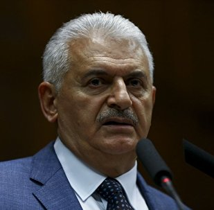AK Parti Genel Başkan Vekili ve Başbakan Binali Yıldırım