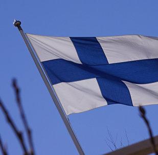 Finlandiya Bayrağı