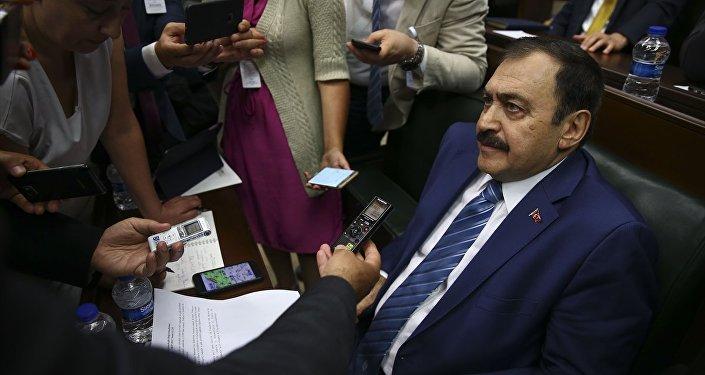 Orman ve Su İşleri Bakanı Veysel Eroğlu