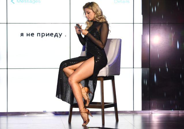 Miss Moscow 2017  yetenek yarışması