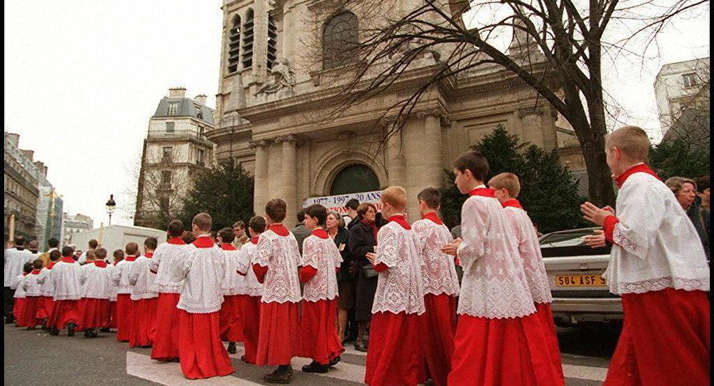 Kilise çocuk korosu