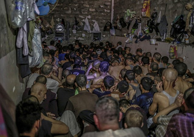 Musul - IŞİD militanları
