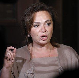 Rus avukat Natalya Veselnitskaya
