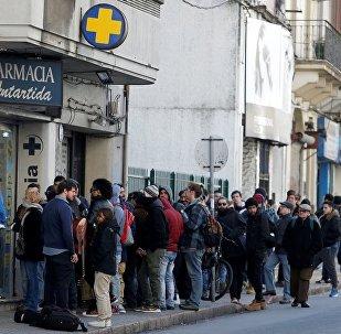 Uruguay'da, eczanelerde sınırlı marihuana satışı başladı