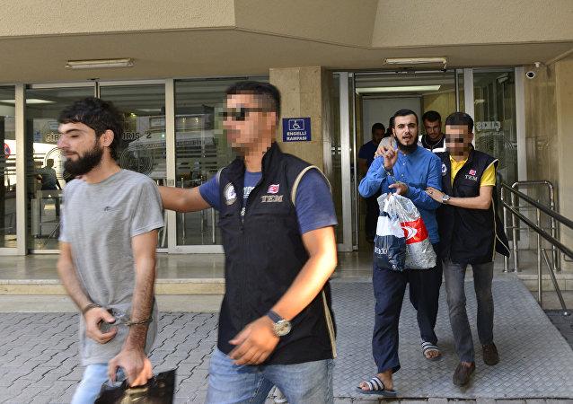 IŞİD'in 'Adana emiri' yakalandı