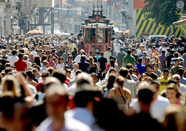 İstiklal Caddesi - 2009
