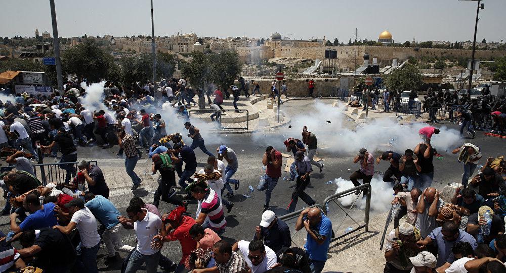 Kudüs- çatışma