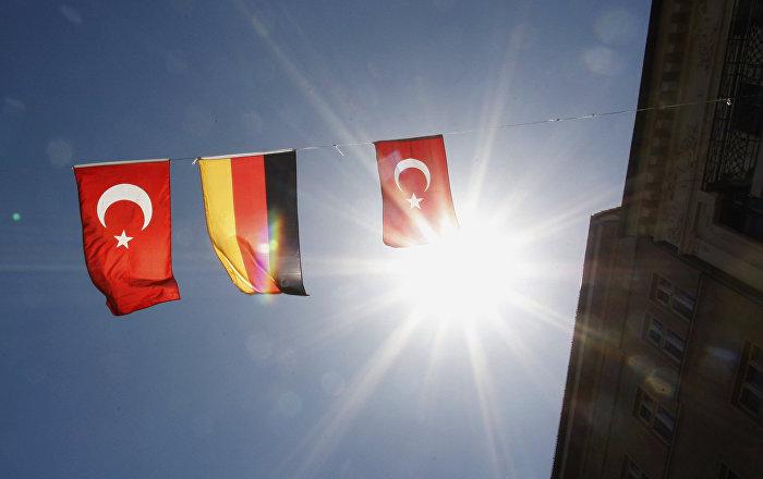 Alman istihbaratı Türkiye'yi hasım olarak görüyoruz