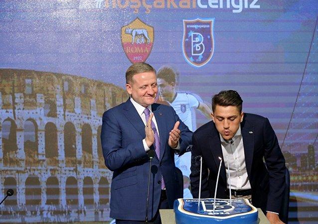 Medipol Başakşehir Kulubü Başkanı Göksel Gümüşdağ