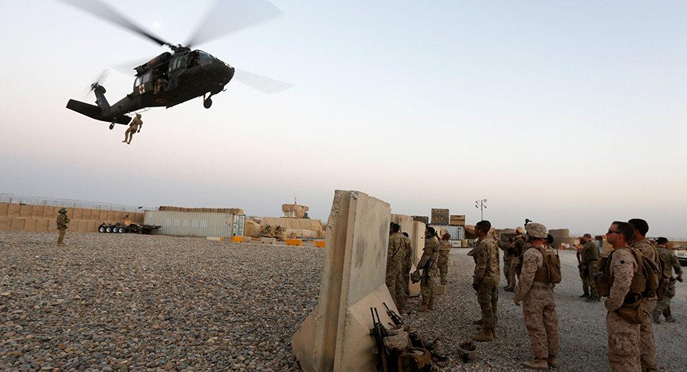 Afganistan'da ABD saldırısı: 16 polis öldü