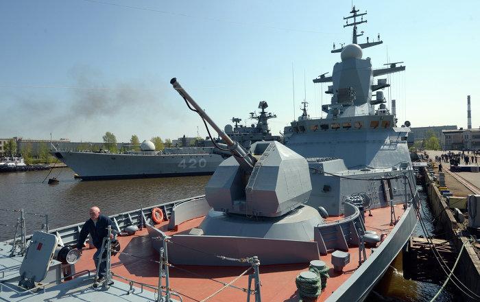Rusya ve Çin'den Baltık'ta ortak tatbikat