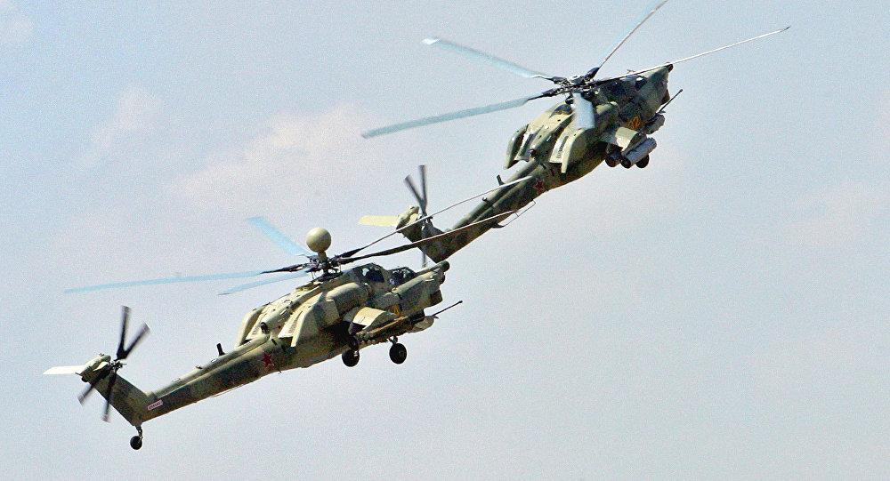 Mi-28N- Gece Avcısı
