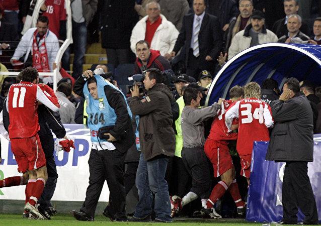 2005 Türkiye- İsviçre maçı