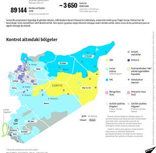 Suriye'deki teröre karşı savaş