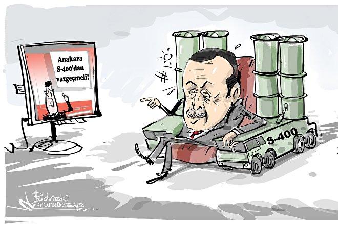 Erdoğan'dan ABD'ye S-400 yanıtı: Patriot kullanılınca endişe vermiyor