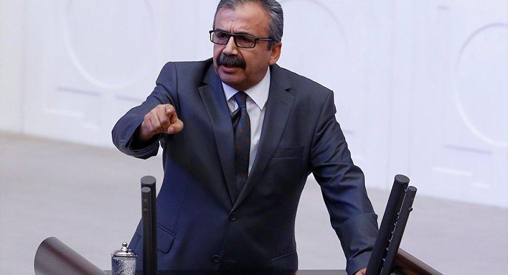 HDP İstanbul Milletvekili Sırrı Süreyya Önder