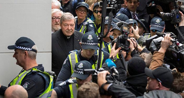 Vatikan Ekonomi Bakanı ve Avustralya Kardinali George Pell