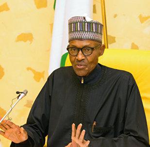 Nijerya Devlet Başkanı Muhammadu Buhari