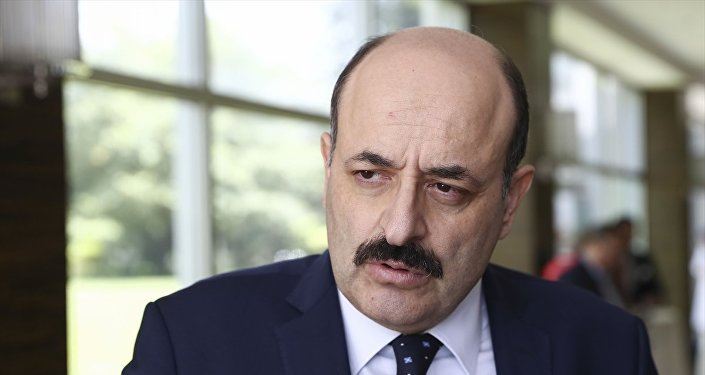YÖK Başkanı Yekta Saraç