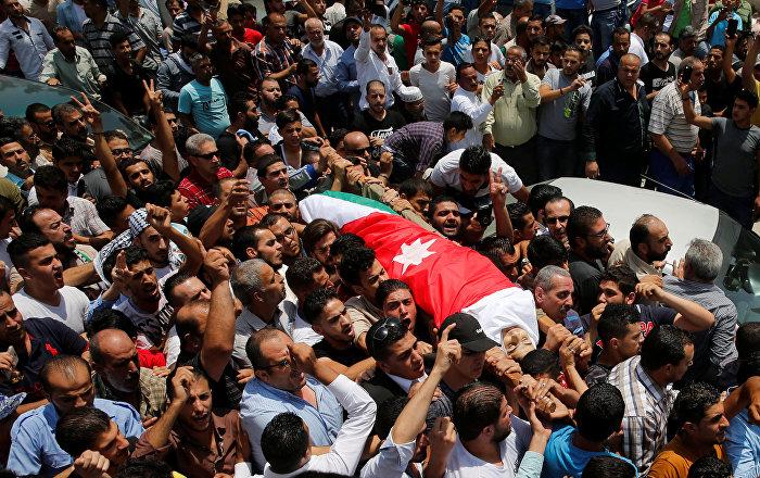 İsrailli Büyükelçi'nin Ürdün'e girişi yasaklandı