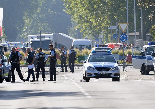Almanya'nın Konstanz şehrindeki gece kulübünde silahlı saldırı