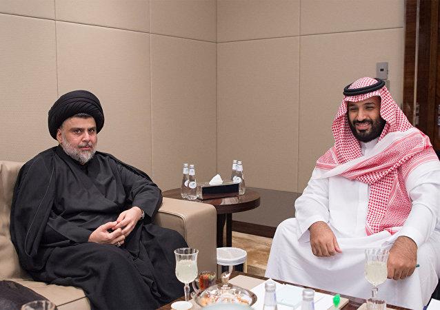 Suudi Arabistan Veliaht Prensi Muhammed bin Selman - Mukteda el Sadr