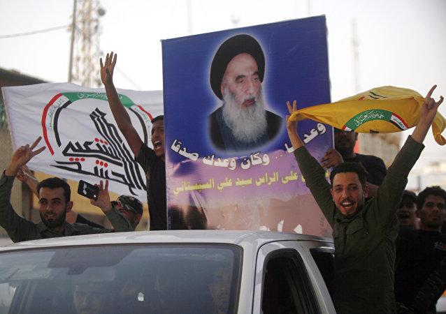 Ayetullah Ali es Sistani