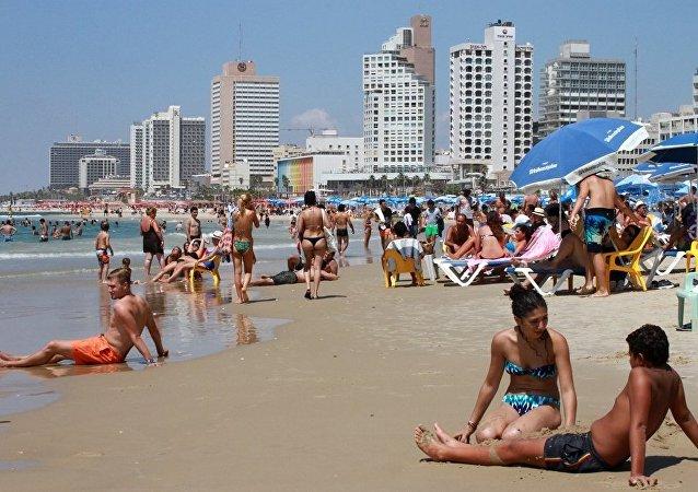 Tel Aviv sahilleri