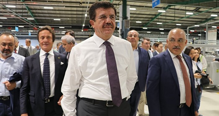 Ekonomi Bakanı Nihat Zeybekci
