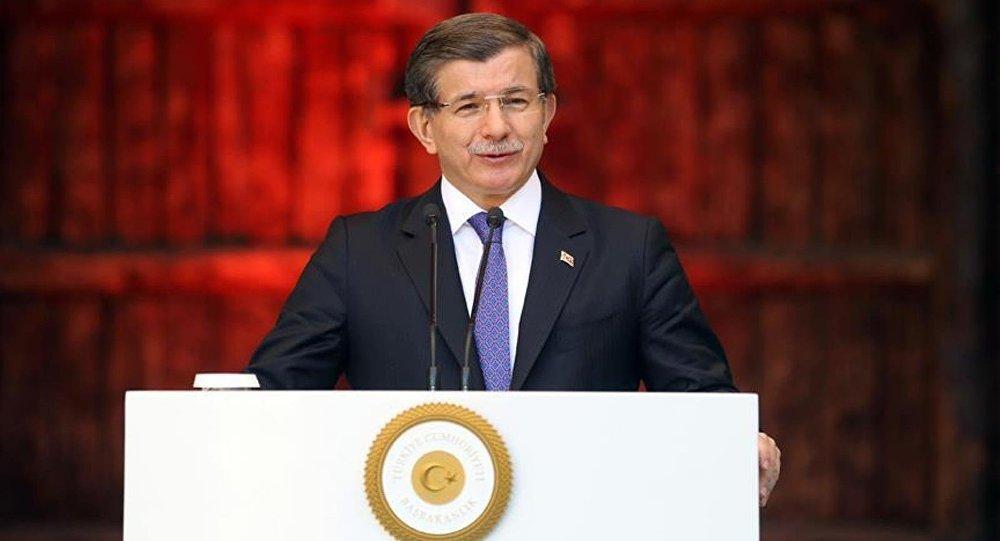 Eski Başbakan Ahmet Davutoğlu