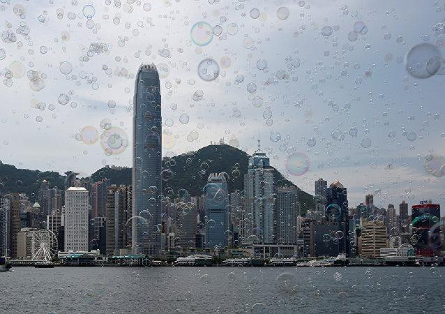 Hong Kong / Finans