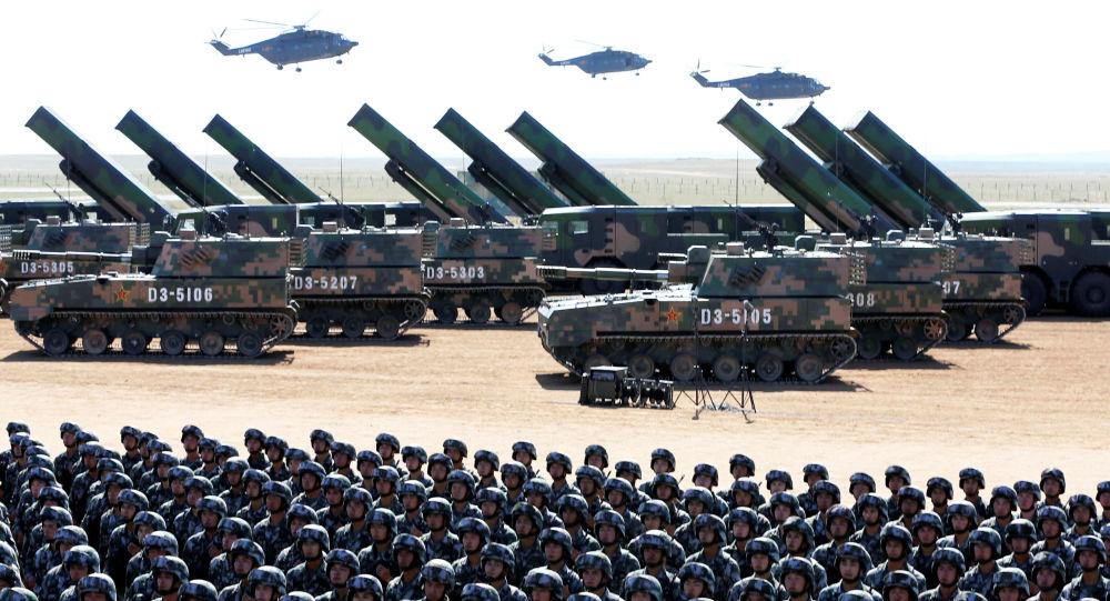 Çin Halk Kurtuluş Ordusu 90. Kuruluş yıldönümünü kutladı