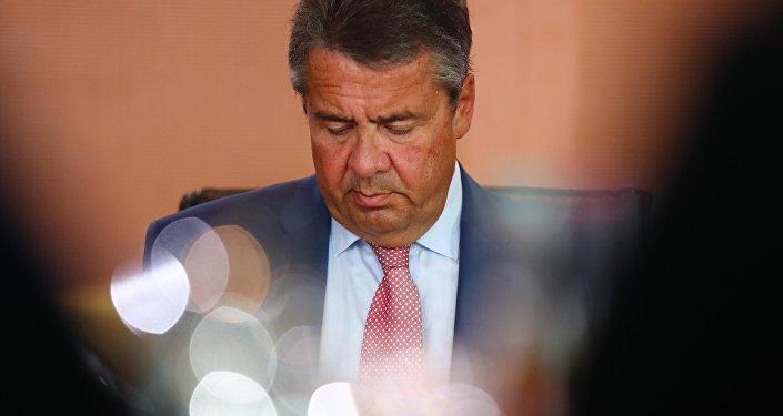 Alman Dışişleri Bakanı Sigmar Gabriel