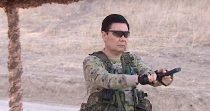 Türkmenistan Devlet Başkanı Gurbanguli Berdimuhamedov