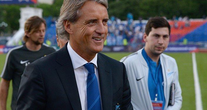 Roberto Mancini- Zenit