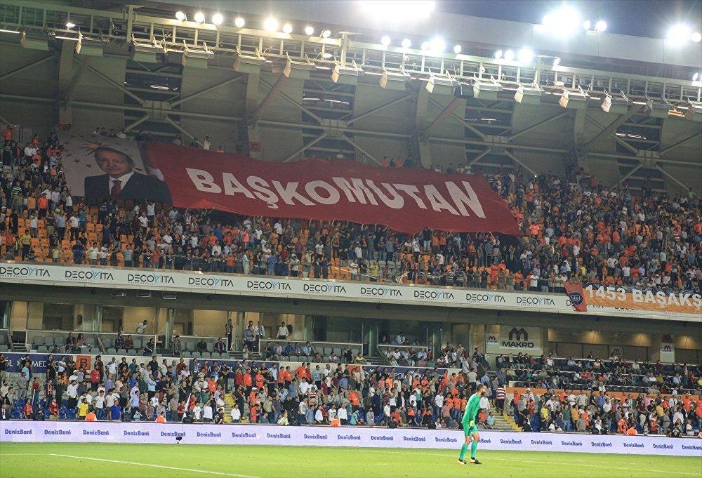 Cumhurbaşkanı Recep Tayyip Erdoğan / Medipol Başakşehir Spor Kulübü