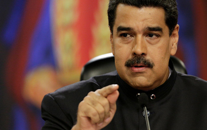 Maduro'dan Meksika Devlet Başkanı Nieto'ya: Trump'ın küçük düşürdüğü korkak biri