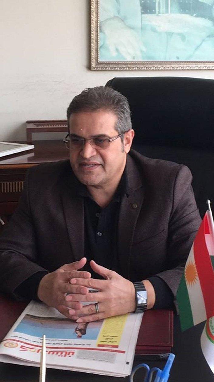 SMDK Başkan Yardımcısı ve ENKS yöneticisi Ebdulbasit Hemo