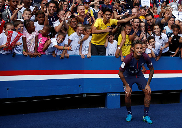 Neymar- PSG