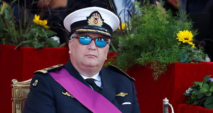 Belçika Prensi Laurent