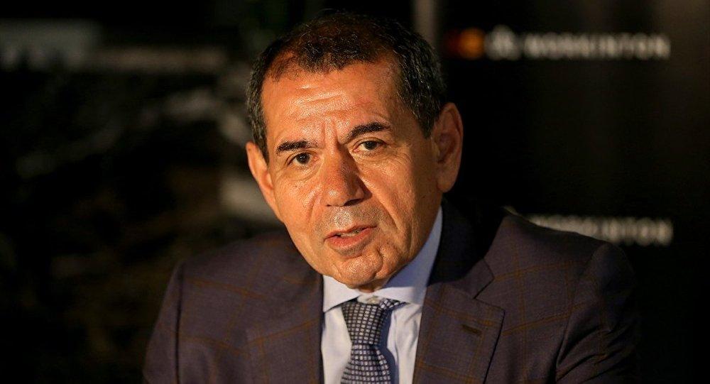 Galatasaray Kulubü Başkanı Dursun Özbek