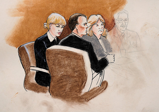 Taylor Swift mahkeme