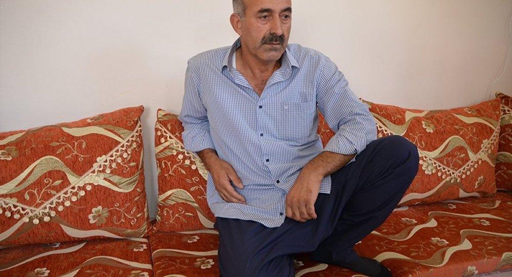 Hakkari'de polislerden işkence gördüğünü söyleyen bir köylü