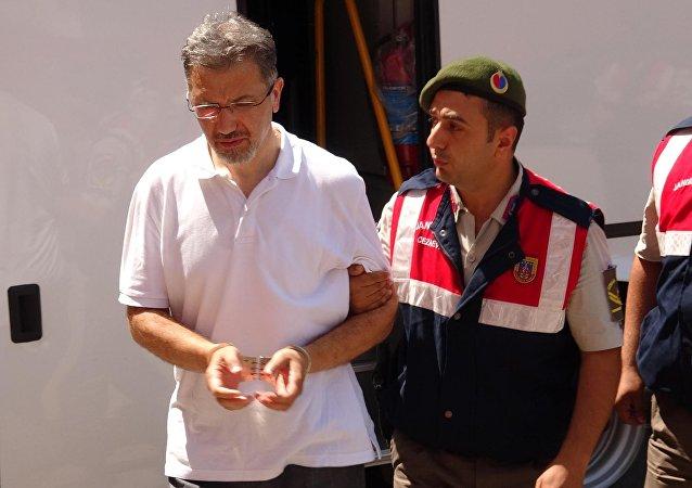 Adil Öksüz'ün kardeşi Ahmet Öksüz