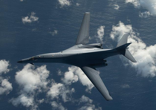 B-1B Lancer ağır bombardıman uçağı
