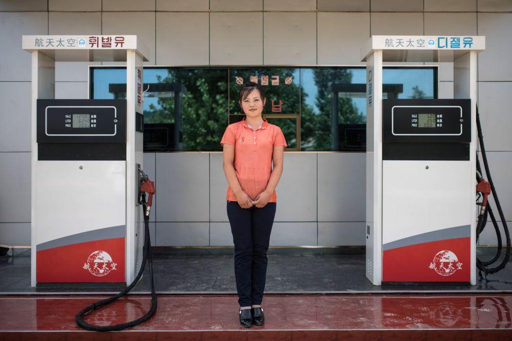 Kuzey Kore'de meslekler
